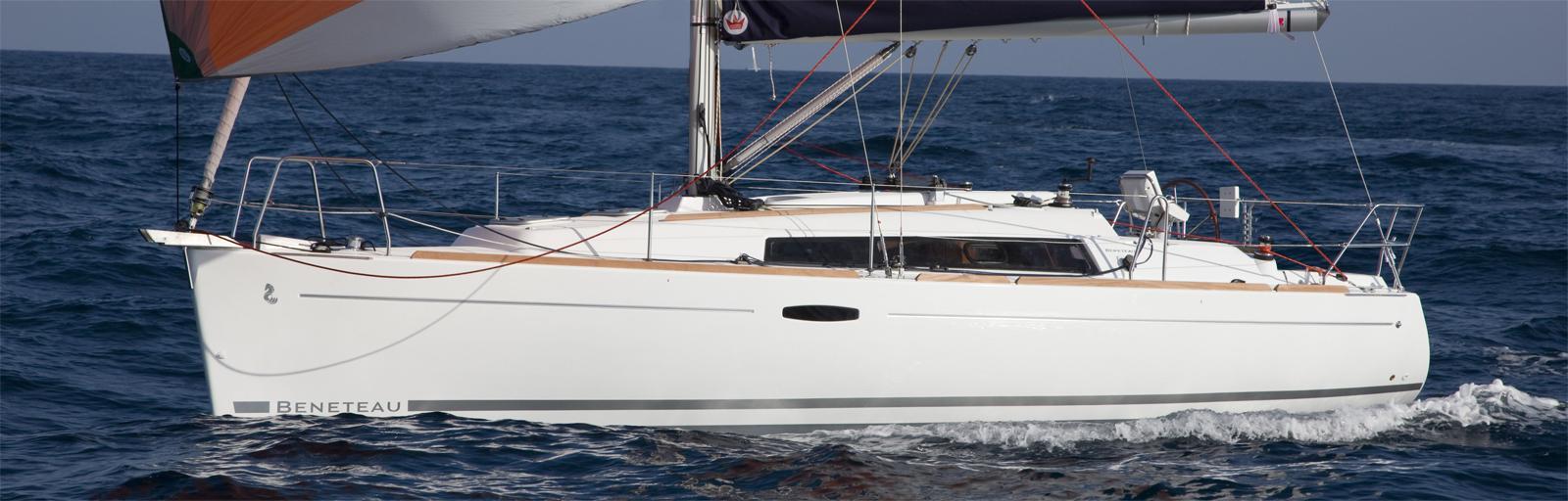 Oceanis 31 - bénéteau
