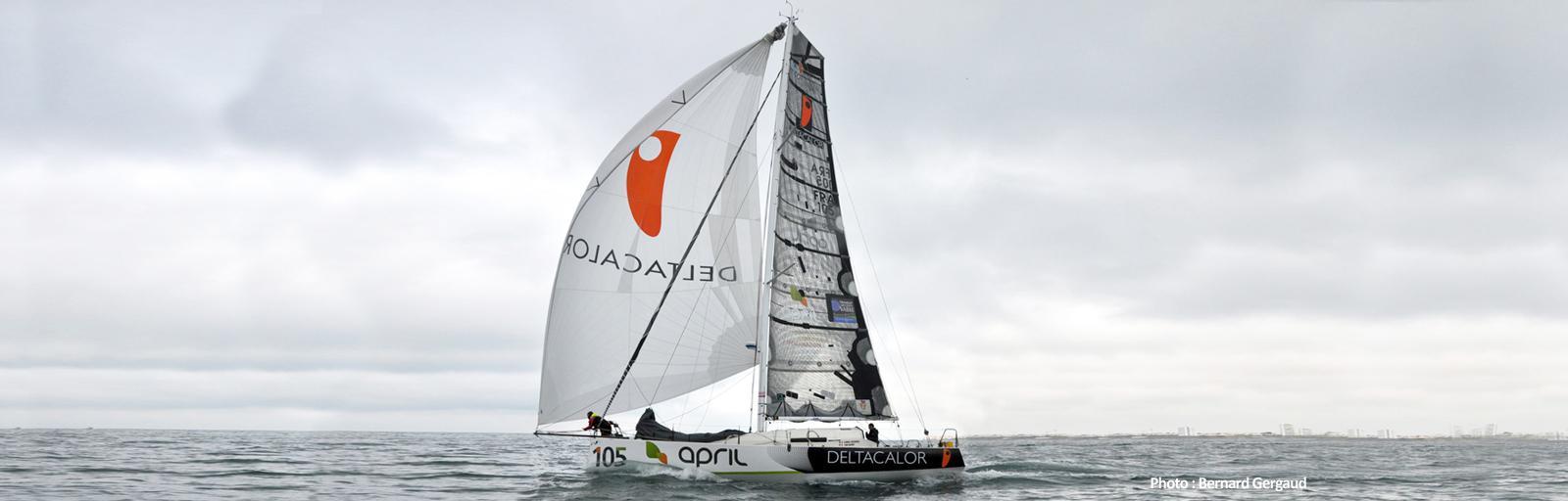 Akilaria 40 voilier de course au large Class' 40