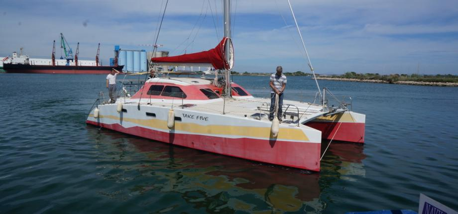 catamaran voyage