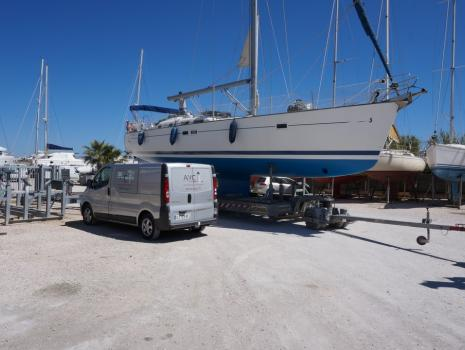OCEANIS 473 vendu par AYC